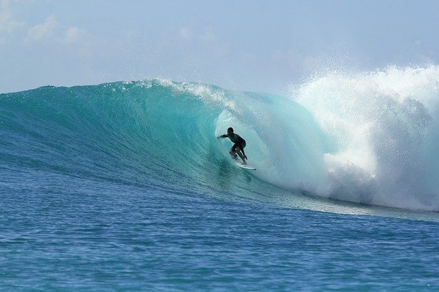 サーフィン初心者が海で遊ぶ権利